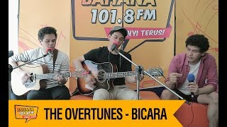 Download lagu THE OVERTUNES - BICARA, LIVE!