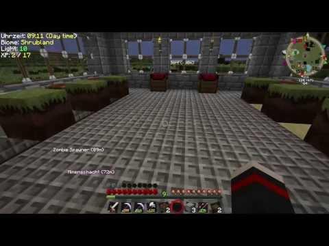 Let's Play - Minecraft DragTech - Part #0101 (Querbeet)