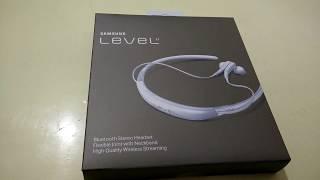 Samsung Level U EO-BG920 Bluetooth Headset with Qualcomm aptX Full HD