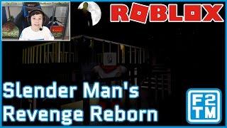 Roblox Slender Man's Revenge Reborn (SCARY!!!)