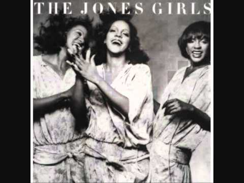 The Jones Girls - You Gonna Make Me Love Somebody
