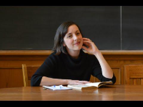 2015 Yale College Teaching Prize: Catherine Nicholson
