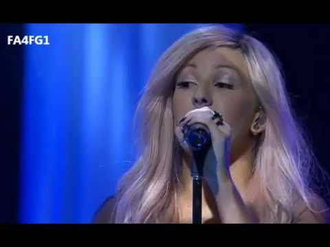 Ellie Goulding: 'Anything Could Happen'- The X Factor Australia 2012 - Live Decider 7 - TOP 6