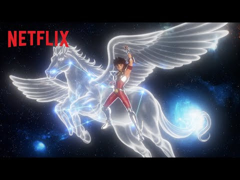 Tráiler de Caballeros del Zodiaco, el remake original de Netflix