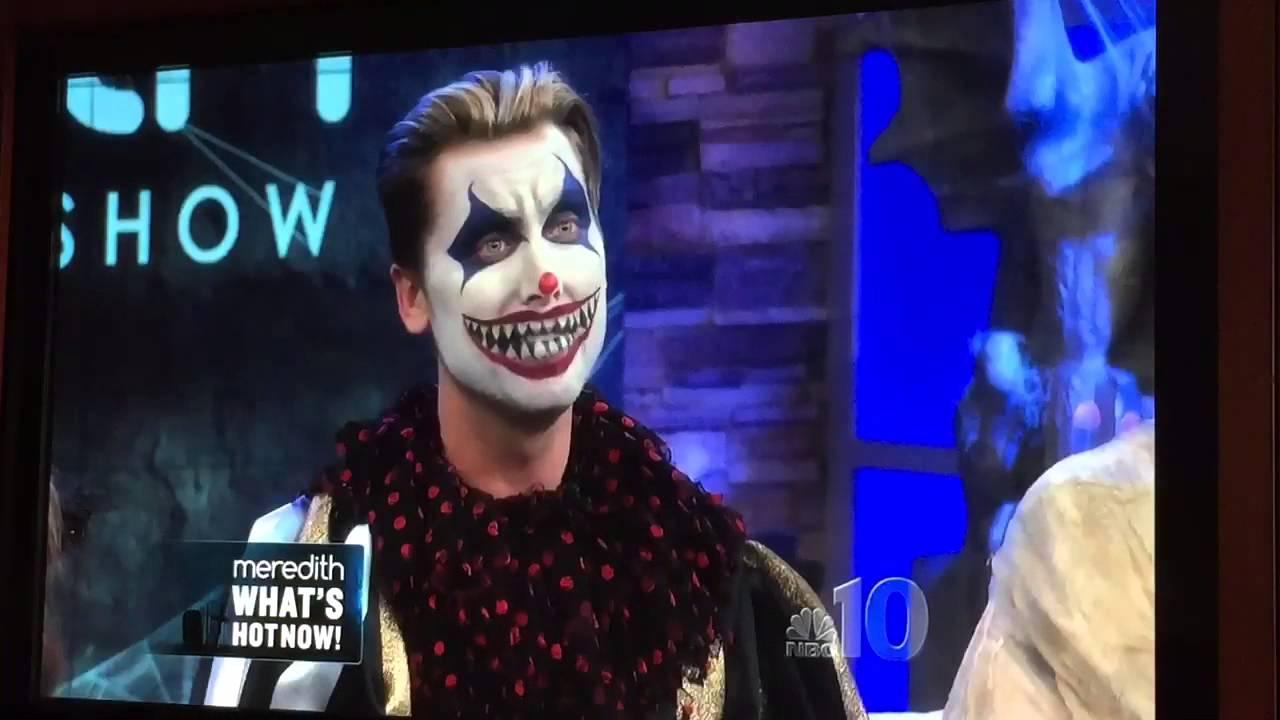 Lance Bass shows IG pic with Genie Adam Lambert from Halloweenie ...