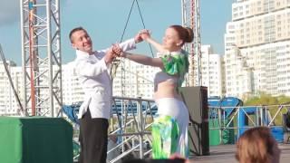Елена Конончук и Григорий Полищук - Майский вальс