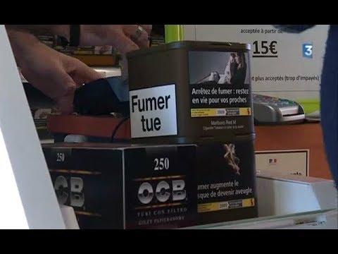 Montpellier : réactions à l'augmentation du prix du tabac