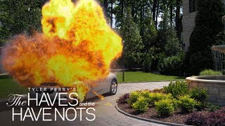 Erica's Test Drive Ends Before It Begins | Tyler Perry's The Haves and the Have Nots | OWN
