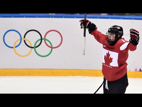Women's Hockey Final Recap: Canada 3 United States 2 (OT) | Sochi 2014