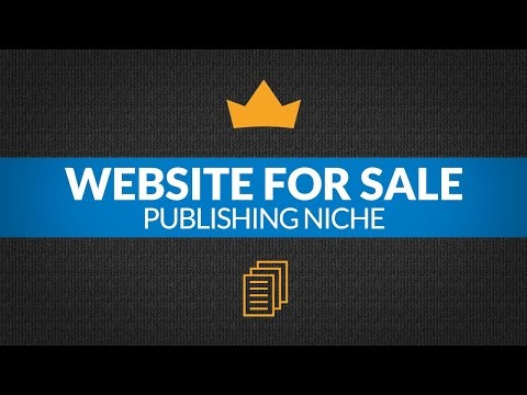 Website For Sale - $12K/Month in News and Publishing Niche, Adsense Monetized