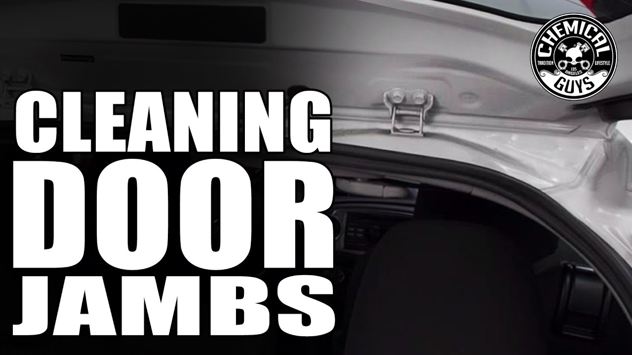 How To Clean And Detail Door Jambs And Engine Bays Chemical Guys