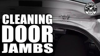 How To Clean And Detail Door Jambs And Engine Bays - Chemical Guys NONSENSE