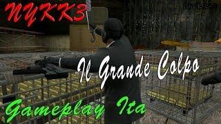GTA 5 - Gameplay ITA HD - Missione Il Grande Colpo