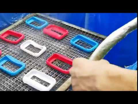 Matt Smooth Coating Process For Silicone Rubber Case