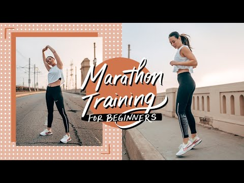 Half Marathon Training For Beginners | My Next Fitness Goal | Aja Dang