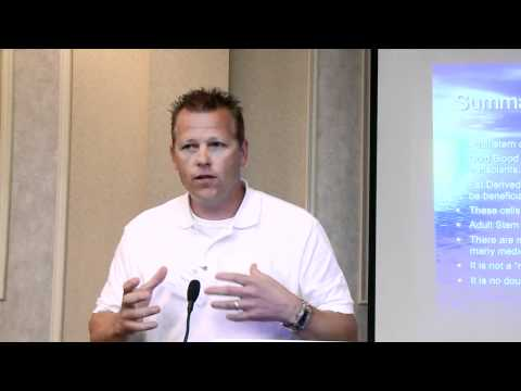 Stem Cell Treatment for Multiple Sclerosis - Community Outreach, San Diego: David Oliver