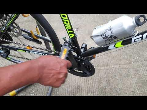 วิธีการ ปรับตั้ง สับจานหน้า จักรยานใช้ได้กับแทบทุกยี่ห้อ