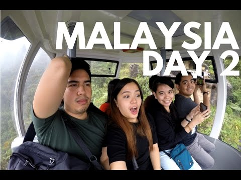 GOPRO HERO5: TRAVEL VIDEO - MALAYSIA DAY 2
