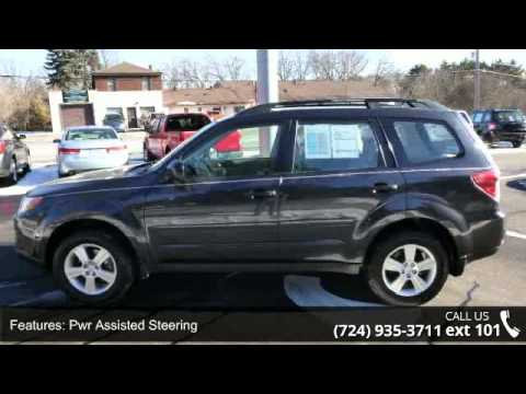 2013 subaru forester 2 5 x baierl automotive wexford youtube. Black Bedroom Furniture Sets. Home Design Ideas