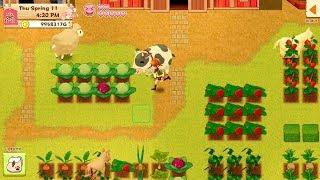 Harvest Moon: Light of Hope Launch Trailer (PC Via Steam)