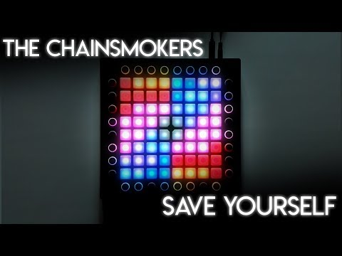 The Chainsmokers, NGHTMRE - Save Yourself // LpWorld Cover