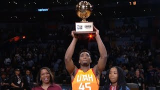 Donovan Mitchell SDC Champion - Interview