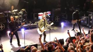 The Mission - Intro (Dambusters) + Beyond The Pale + Serpents Kiss - London - 8/10/2016 (HD)