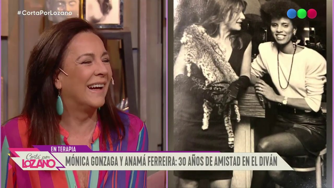 La Debilidad De Mónica Gonzaga Por Estar Desnuda Cortá Por Lozano 2019