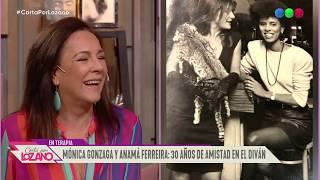 La Debilidad De Mónica Gonzaga Por Estar Desnuda - Cortá Por Lozano 2019