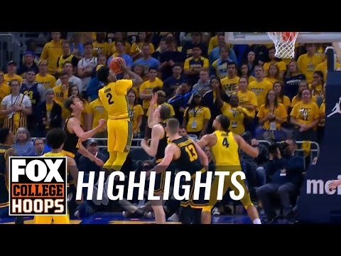 Marquette vs. UMBC | 2018 Big East Tournament | FOX COLLEGE HOOPS HIGHLIGHTS