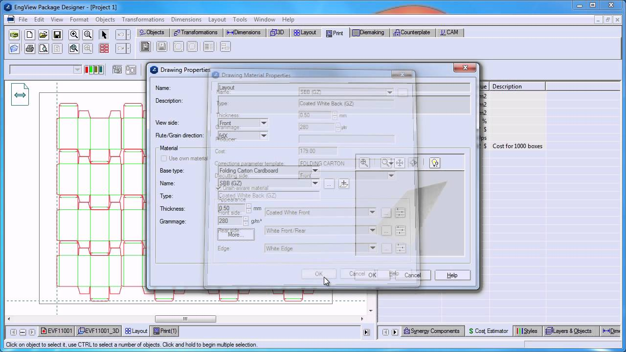 EngView software for packaging | Design Frame