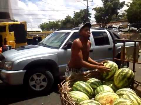 Dan Rivers - Amazing Watermelon Man
