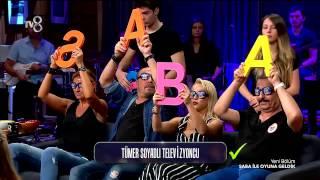 Saba ile Oyuna Geldik - Diz Beni Oyunu (1.Sezon 15.Bölüm)