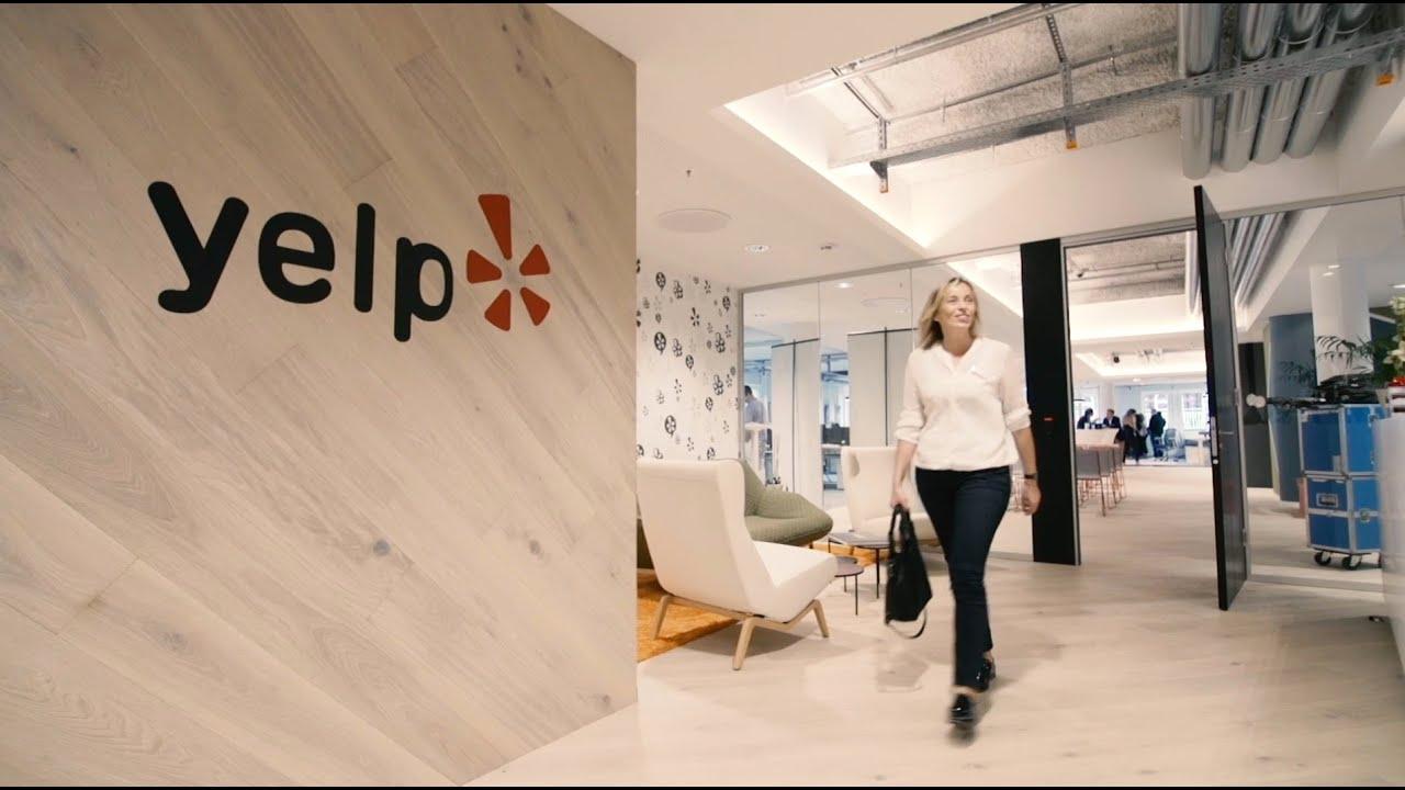 Yelp eröffnet neue Deutschlandzentrale in Hamburg - YouTube