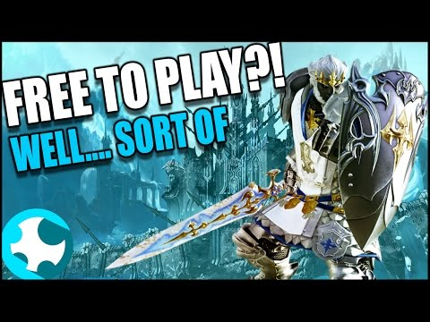 FINAL FANTASY XIV'S HUGE FREE TO PLAY ANNOUNCEMENT! from YouTube · Duration:  5 minutes 39 seconds