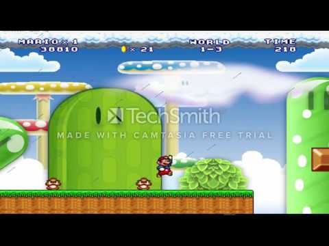 Let's FAIL At Mario Forever 2014-World F7 And World 1