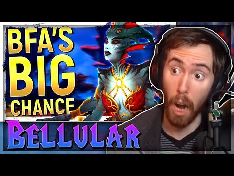 "Asmongold Reacts to ""Can Patch 8.2 SAVE BfA & Be More Legion-Like?"" by Bellular"