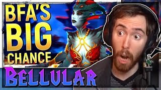 """Asmongold Reacts to """"Can Patch 8.2 SAVE BfA & Be More Legion-Like?"""" by Bellular"""