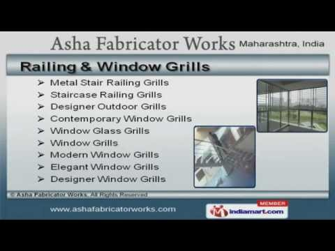Metal Architectural Fabrication by Asha Fabricator Works, Pune