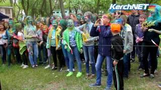 Керчь: фестиваль красок