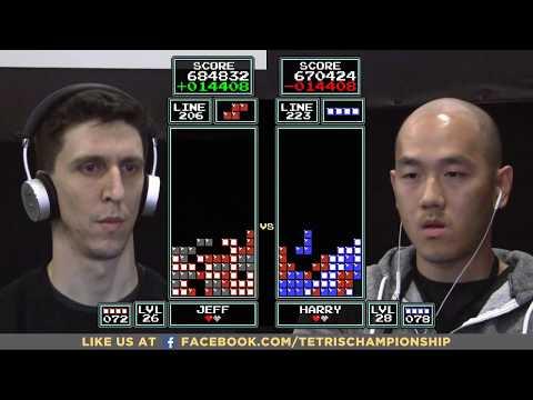 Top 4 - 2016 Classic Tetris World Championship