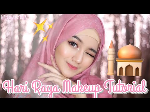 Hari Raya Makeup Tutorial || Eid