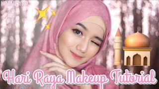 Hari Raya Makeup Tutorial || Eid - Lebaran [BAHASA]