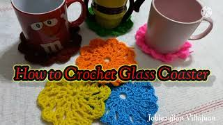 How to Crochet CoasterJobiezyjian Villajuan