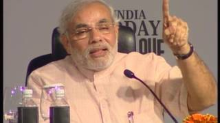 India Today Conclave: Q&A With Modi, Digvijay & Farooq