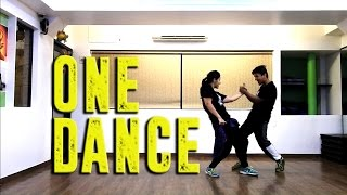 One Dance | Drake (Cover by Rajiv Dhall) | DnceAll | Hip Hop Choreography