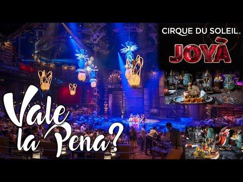 🔴 ASI ES JOYA Cirque du Soleil 2020 CANCUN | COSTOS, TIPS, QUE INCLUYE?, VALE LA PENA EL GASTO?