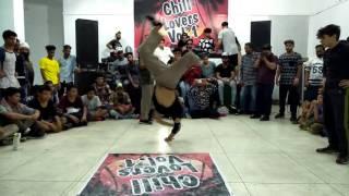 B-Boy Show-Rez Vs B-Boy Kemio (Same age Crew)  | Final Final Battle | Chill Lovers Jam vol 1