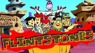 Флинтстоуны (The Flintstones) NES