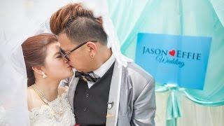 Jason + Effie Wedding 21.03.2015  Full Caremony Moment